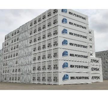 Ожидается поступление 50 новых рефконтейнеров 40 фут с завода компании Maersk Container Industry.