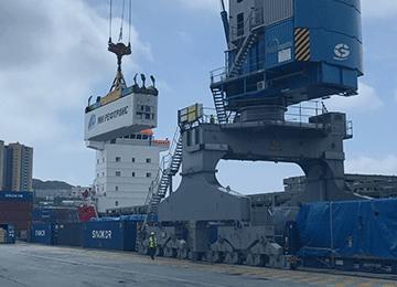 Морская перевозка рефконтейнеров